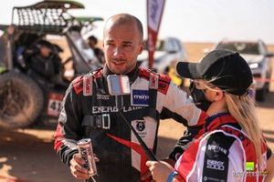 #424 Energylandia Rally Team: Szymon Gospodarczyk