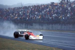Kazuyoshi Hoshino, Tyrrell 007 Ford