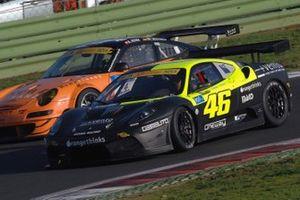 #46 Monster VR46 Kessel Ferrari 488 GT3: Valentino Rossi