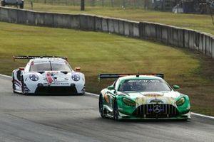 #75: Sun Energy 1 Mercedes-AMG GT3, GTD: Kenny Habul, Mikael Grenier, Maro Engel