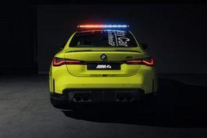 BMW M4 Competition Coupé Safety Car