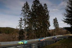 #940 Porsche Cayman GT4 CS: Heinz Dolfen, John Lee Schambony