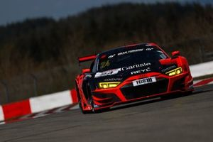#24 Lionspeed by Car Collection Motorsport Audi R8 LMS GT3: Lorenzo Rocco Di Torrepadula, Patrick Kolb, Patric Niederhauser