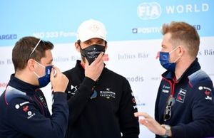 Robin Frijns, Envision Virgin Racing, Jean-Eric Vergne, DS Techeetah, Nick Cassidy, Envision Virgin Racing