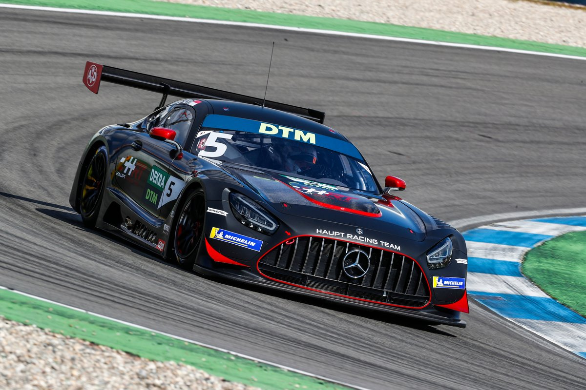 Vincent Abril, Haupt Racing Team, Mercedes AMG GT3