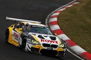 #99 ROWE Racing BMW M6 GT3: Nick Catsburg, John Edwards, Philipp Eng