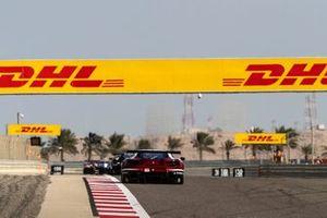 #62 Red River Sport Ferrari 488 GTE EVO: Bonamy Grimes, Kei Cozzolino, Colin Noble