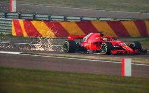 Мик Шумахер, Ferrari SF71H