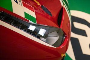 Ferrari 488 GTE Evo, AF Corse
