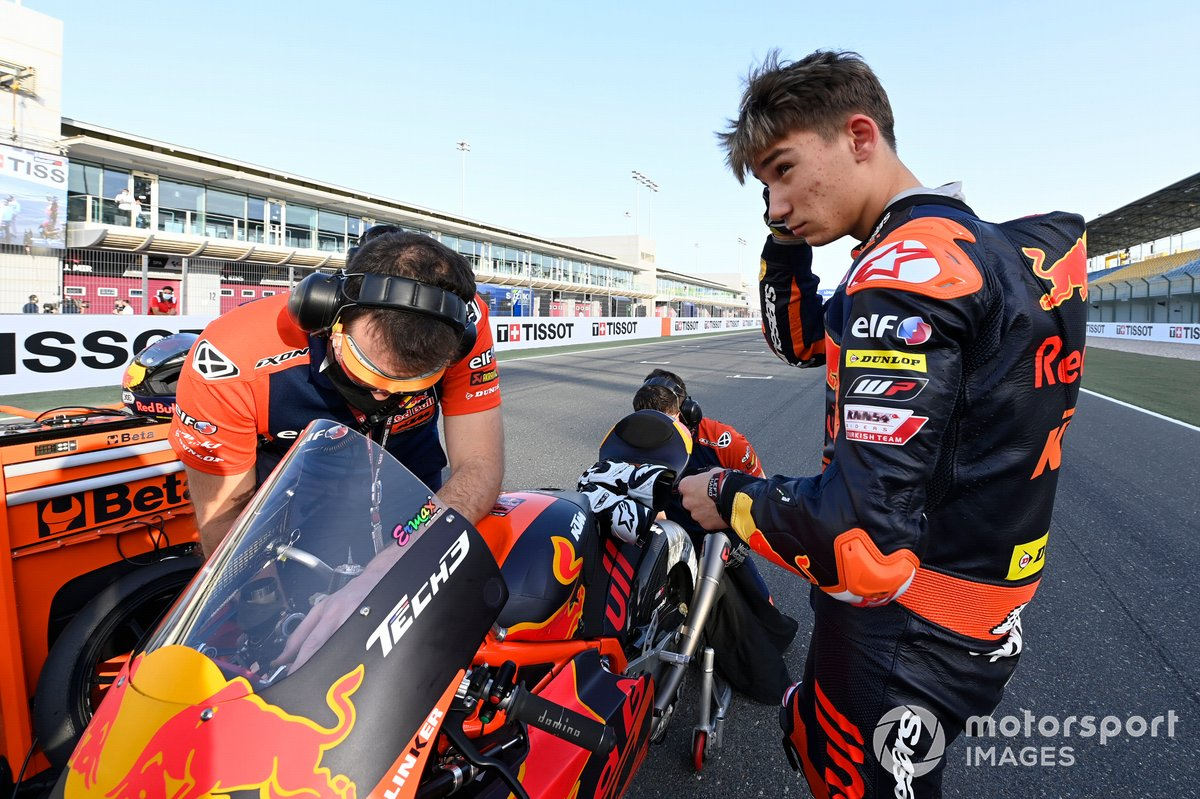 Deniz Oncu, Red Bull KTM Tech 3