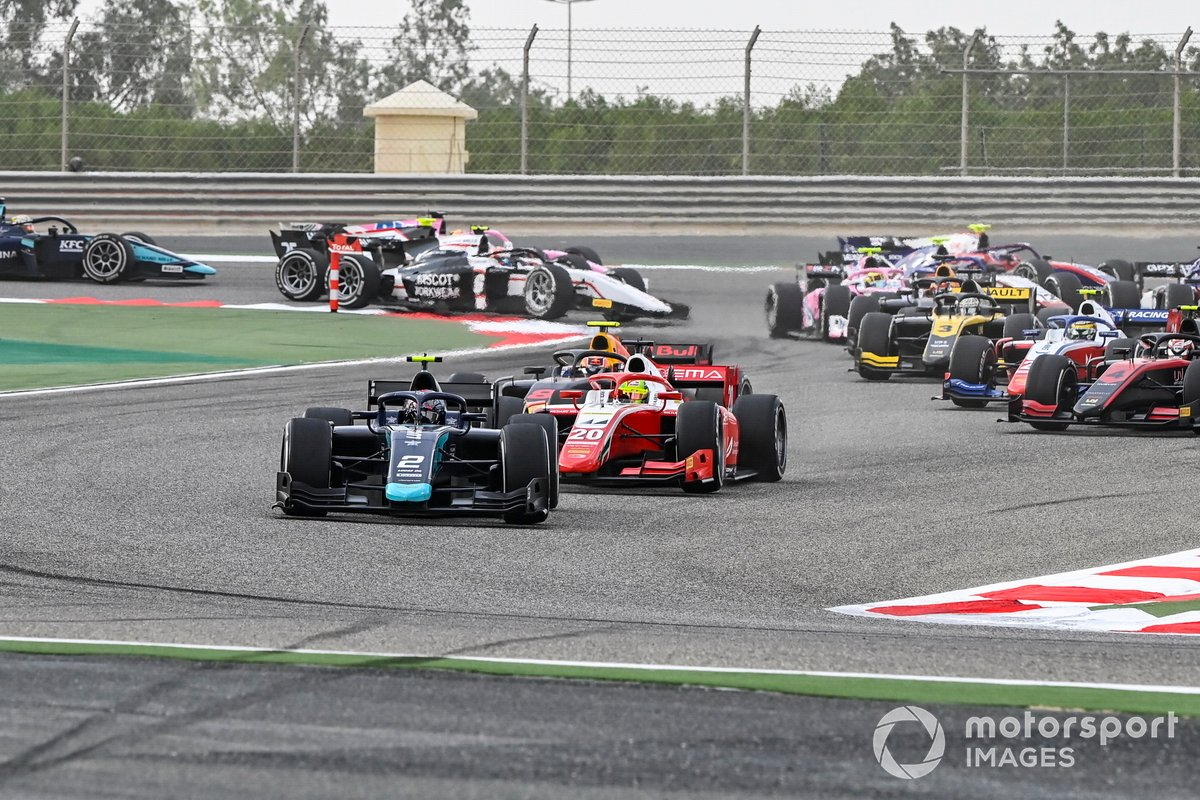 Dan Ticktum, Dams, Mick Schumacher, Prema Racing