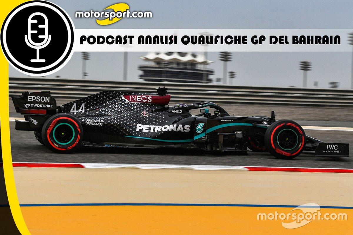 Cover Podcast GP del Bahrain