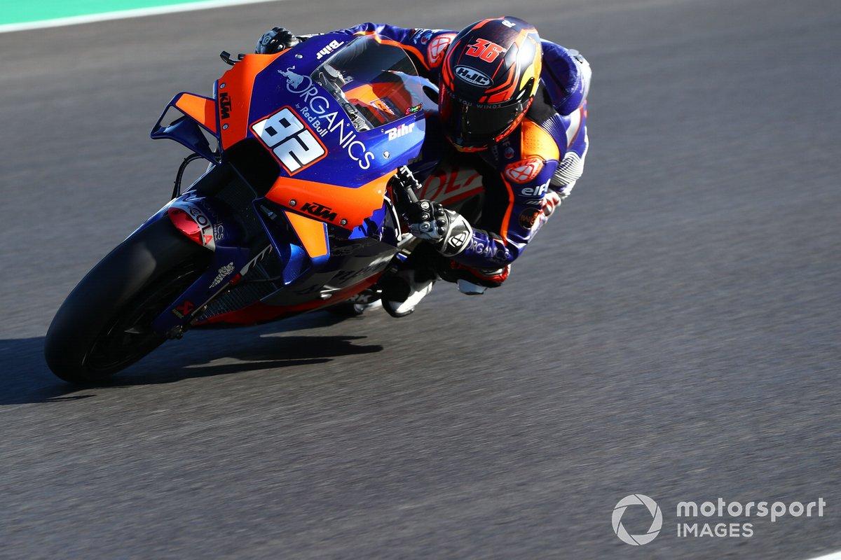 2020. Mika Kallio, Red Bull KTM Tech 3*