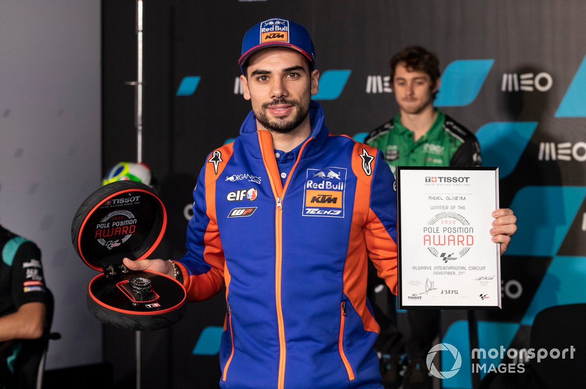GP de Portugal 2020 - Miguel Oliveira, Red Bull KTM Tech 3