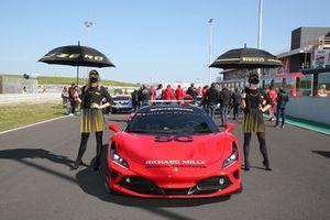 La griglia di Partenza della Finale Mondiale Ferrari, Trofeo Pirelli 2020
