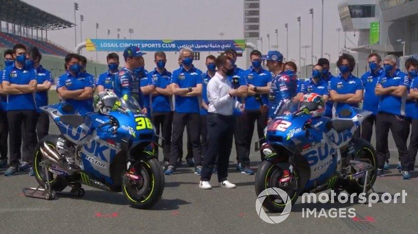Suzuki Launch 2021 Qatar
