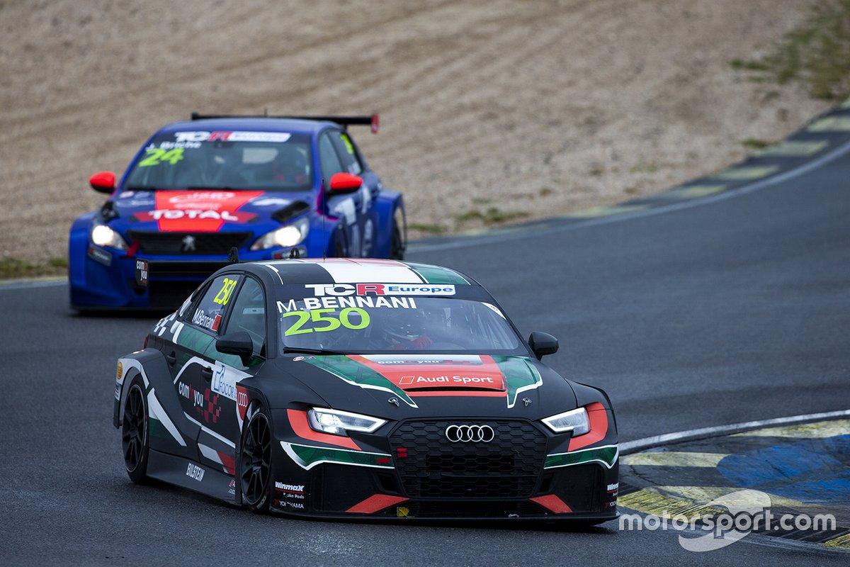 Mehdi Bennani, Comtoyou Racing, Audi RS 3 LMS TCR