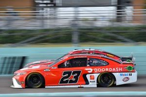 Bubba Wallace, 23XI Racing, Toyota Camry DoorDash, Christopher Bell, Joe Gibbs Racing, Toyota Camry Rheem