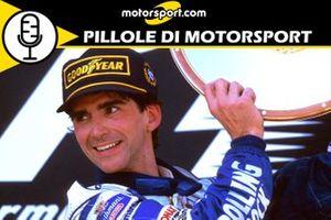 Cover Pillole di Motorsport, Damon Hill