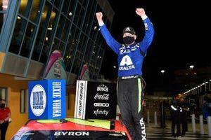 Ganador de la carrera William Byron, Hendrick Motorsports, Chevrolet Camaro Axalta