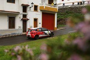 Marcos Marrero, Armando Alvarado, Renault Clio Rally5