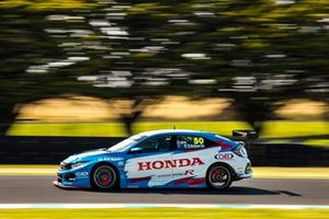 Tony D'Alberto, Wall Racing Honda Civic Type R