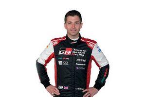 Scott Martin, Toyota Gazoo Racing
