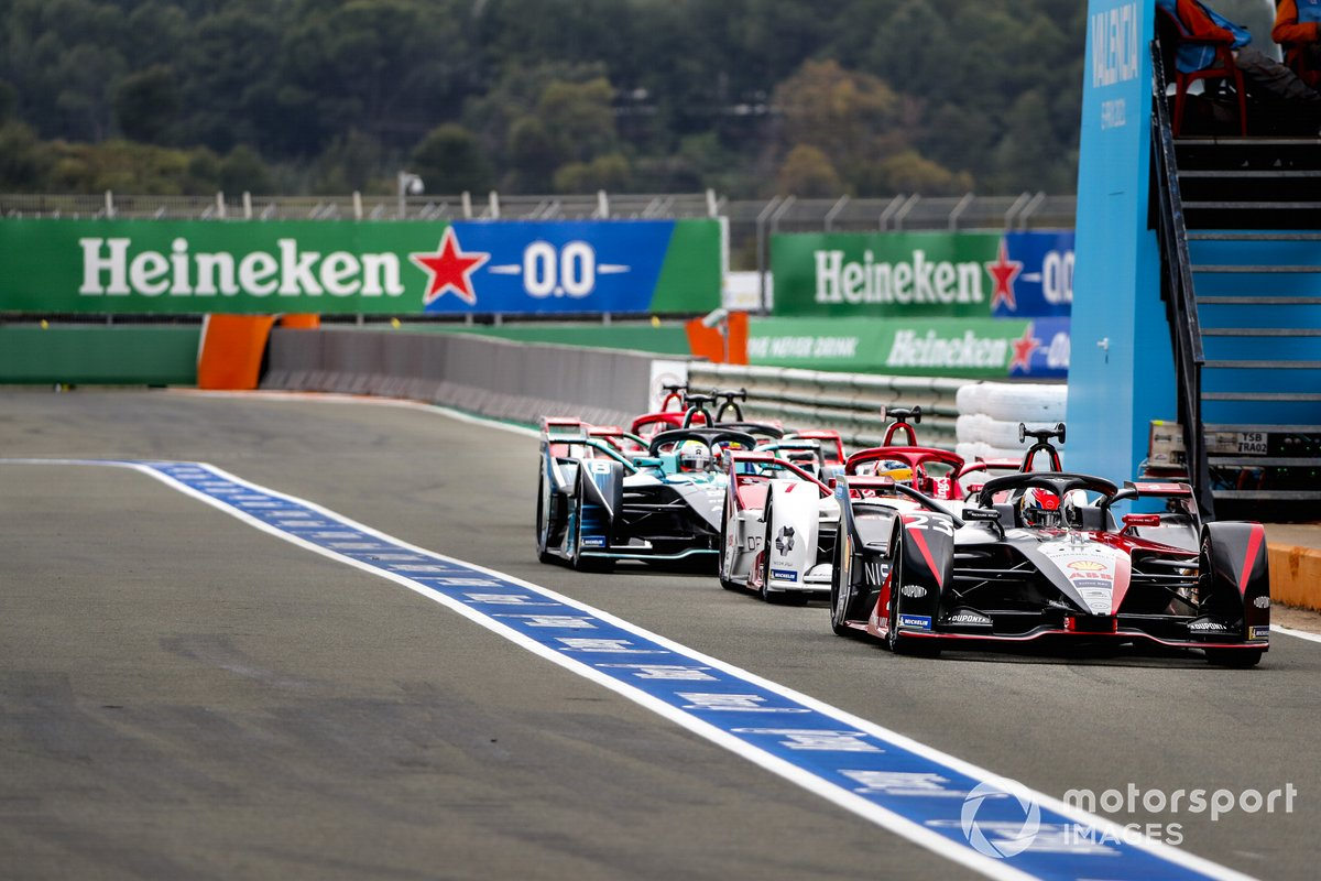 Sebastien Buemi, Nissan e.dams, Nissan IMO2, Sergio Sette Camara, Dragon Penske Autosport, Penske EV-5, Oliver Turvey, NIO 333, NIO 333 001