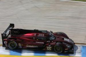 #55 Mazda Team Mazda DPi, DPi: Jonathan Bomarito, Harry Tincknell, Ryan Hunter-Reay