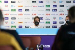 Antonio Felix da Costa, DS Techeetah, in the press conference
