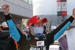 Naoki Yamamoto(#100 RAYBRIG NSX-GT)