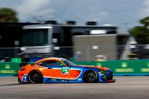 #74 Riley Motorsports Mercedes-AMG GT3, GTD: Lawson Aschenbach, Gar Robinson, Marc Miller