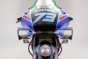 Bike of Alex Marquez, Team LCR Honda