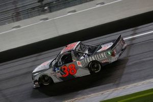 Todd Gilliland, Front Row Motorsports, Ford F-150 Frontline