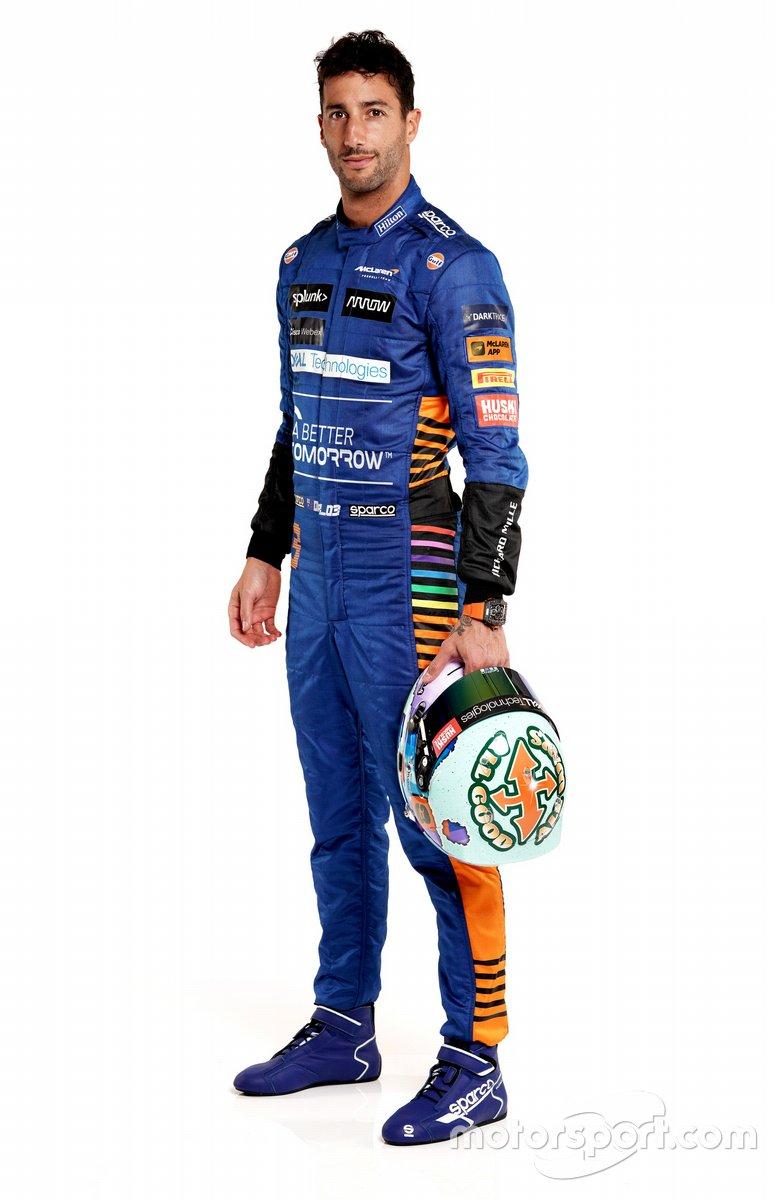 Даниэль Рикккардо, McLaren