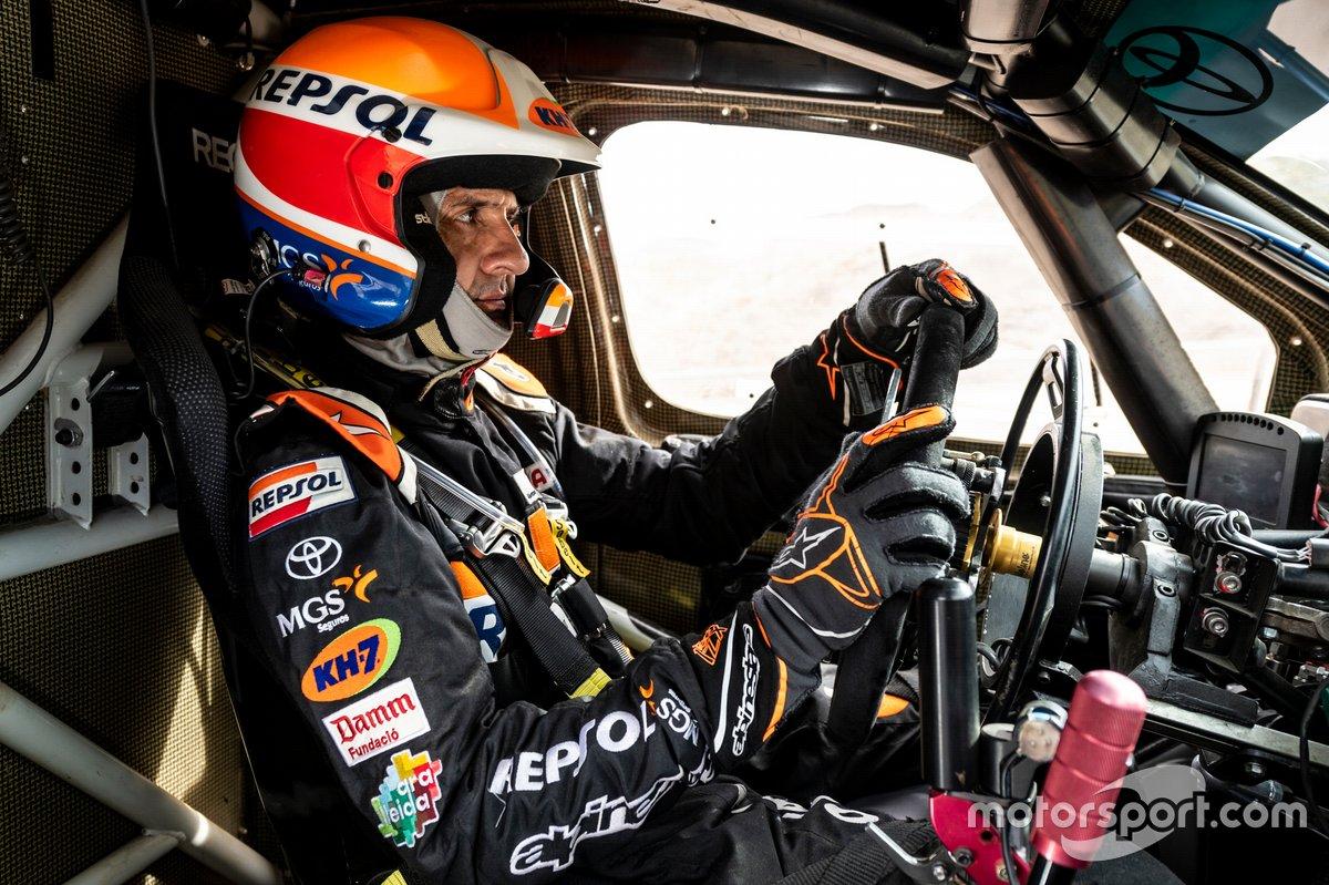 #327 Repsol Rally Team: Isidre Esteve