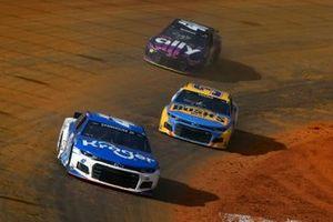 Ricky Stenhouse Jr., JTG Daugherty Racing, Chevrolet Camaro Kroger, Ryan Preece, JTG Daugherty Racing, Chevrolet Camaro BUSH'S Beans/Kroger
