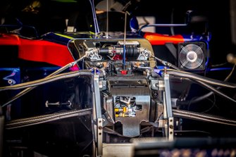 Toro Rosso STR14 front detail
