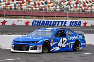 Kyle Larson, Chip Ganassi Racing, Chevrolet Camaro Credit One Bank
