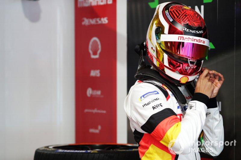 Паскаль Верляйн, Mahindra Racing