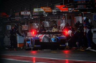 #11 SMP Racing BR Engineering BR1: Mikhail Aleshin, Vitaly Petrov, Stoffel Vandoorne