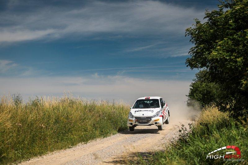 Steve Rokland, Marius Fuglerud, Peugeot 208 R2