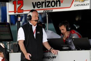 Will Power, Team Penske Chevrolet, Roger Penske