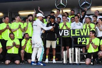 Mercedes AMG F1 świętuje dublet w Grand Prix Azerbejdżanu 2019