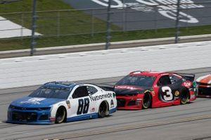 Alex Bowman, Hendrick Motorsports, Chevrolet Camaro Nationwide Austin Dillon, Richard Childress Racing, Chevrolet Camaro Dow