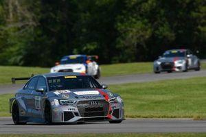 #83, Audi Sport RS3 LMS (SEQ), Britt Casey Jr