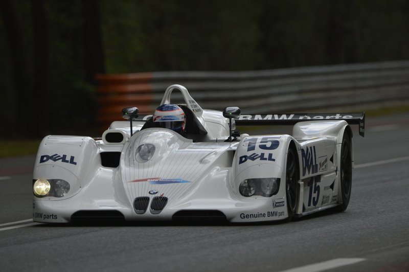 BMW V12 LMR, Winner 1999 Le Mans
