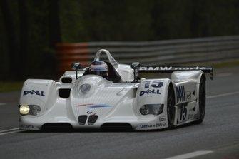 BMW V12 LMR, vincitrice della Le Mans 1999