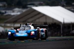 #11 SMP Racing, BR Engineering BR1-AER: Mikhail Aleshin, Vitaly Petrov, Stoffel Vandoorne