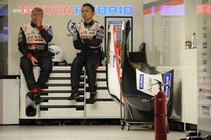 Toyota Gazoo Racing members